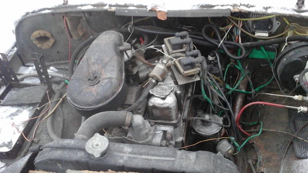 Ремонт двигателя уаз 402 своими руками список 45
